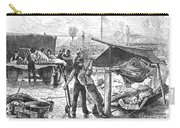 Republican Barbecue, 1876 Carry-all Pouch by Granger