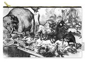 Republican Elephant, 1874 Carry-all Pouch