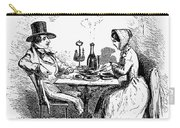 Restaurant, 19th Century Carry-all Pouch