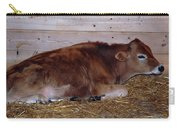 Resting Calf Carry-all Pouch