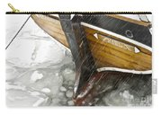 Resting In Ice Carry-all Pouch by Heiko Koehrer-Wagner