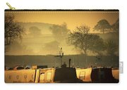 Resting Narrowboats Carry-all Pouch