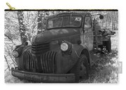 Retired Rusty Relic Farm Truck Carry-all Pouch