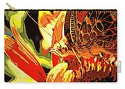 Retro Butterfly Carry-all Pouch