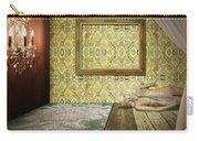 Retro Room Interior Carry-all Pouch
