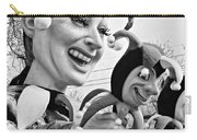 Rex Mardi Gras Parade Xi Bw Carry-all Pouch