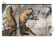 Reynard The Fox, 1846 Carry-all Pouch