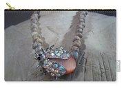 Rhinestone Lady Bug Carry-all Pouch