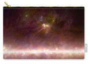 Rho Ophiuchi Nebula And Galactic Center Carry-all Pouch