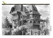 Rhode Island: Villa, 1876 Carry-all Pouch by Granger