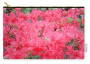 Rhodies Art Prints Pink Rhododendrons Floral Carry-all Pouch
