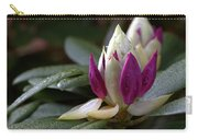 Rhododendron Flower Bud Carry-all Pouch