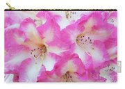Rhododendron- Hot Pink Carry-all Pouch