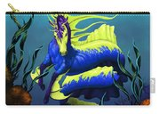 Ribbon Hippocampus Carry-all Pouch