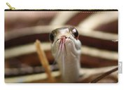 Ribbon Snake Carry-all Pouch