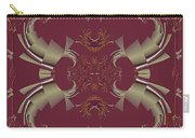 Ribbons To Claws Carry-all Pouch