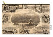Rice Plantation, 1866 Carry-all Pouch