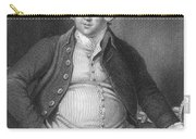 Richard Arkwright, English Industrialist Carry-all Pouch