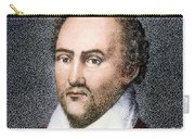 Richard Burbage Carry-all Pouch