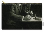 Richard C. Cabot, American Physician Carry-all Pouch by Science Source