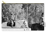 Riding Soldiers B And W IIi Carry-all Pouch