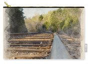 Riding The Rail II Carry-all Pouch