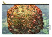 Rift Valley Fever Virus 1 Carry-all Pouch by Russell Kightley