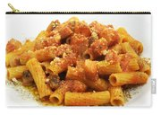 Rigatoni All'amatriciana Carry-all Pouch