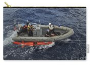 Rigid-hull Inflatable Boat Operators Carry-all Pouch