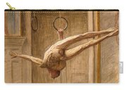 Ring Gymnast No 2 Carry-all Pouch by Eugene Jansson