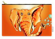 Ringo Party Animal Orange Carry-all Pouch
