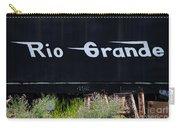 Rio Grande Carry-all Pouch