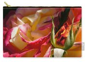 Rio Samba Rose And Bud Carry-all Pouch