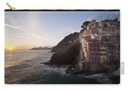Riomaggio Sunset Carry-all Pouch