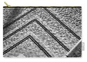 Ripple Effect Bw Palm Springs Carry-all Pouch