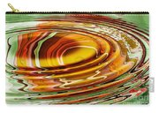 Rippled Abstract Carry-all Pouch