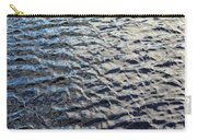 Ripples On Big Water Carry-all Pouch