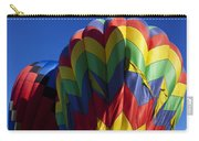 Rising Hot Air Balloons Carry-all Pouch