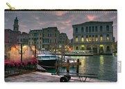 Riva Del Vin. Venezia Carry-all Pouch