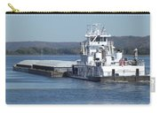 River Barge Carry-all Pouch