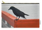 River Crow Carry-all Pouch