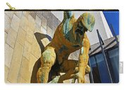 River God Tyne Sculpture IIi Carry-all Pouch