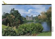 River In Front Of A Castle, Johnstown Carry-all Pouch