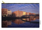 River Liffey And Halfpenny, Bridge Carry-all Pouch