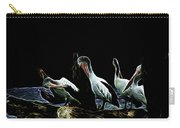 River Murray Pelicans Carry-all Pouch