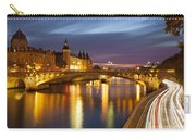 River Seine And The Concierge Carry-all Pouch