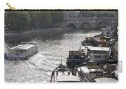 River Seine. Paris Carry-all Pouch