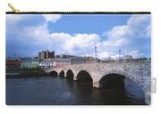 River Slaney, Enniscorthy, Co Wexford Carry-all Pouch