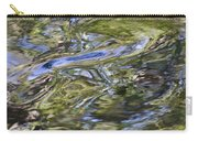 River Swirls - Abstract Carry-all Pouch