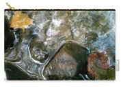River Swirls Carry-all Pouch